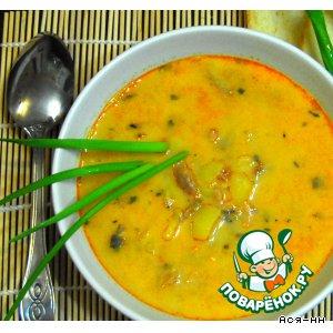 как приготовить простой суп для студентов