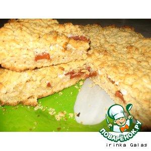 Рецепт Тертый пирог с начинкой