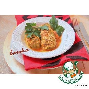 Рецепт Тосканские рулады или голубцы по-итальянски
