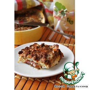Рецепт Тилапия под хлебной корочкой