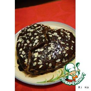 Рецепт Быстрая шоколадная глазурь без масла