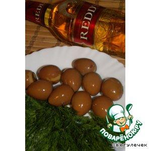 Рецепт Перепелиные яйца по-китайски