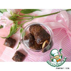 Рецепт Баварское печенье с вишней и шоколадом