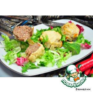 Рецепт Кашмирские миндальные кофте с йогуртом