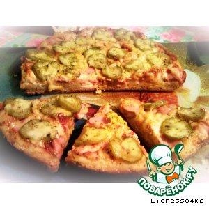 А ля пицца