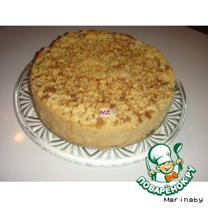Готовим домашний рецепт с фото Яблочный пирог