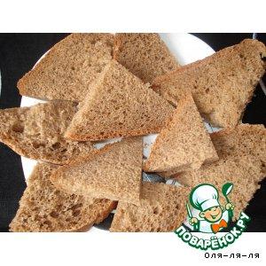 Рецепт Столовый хлеб с укропом