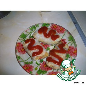 Рецепт Мини овощные голубцы на пару