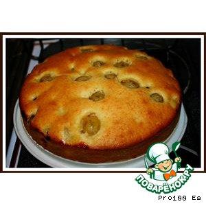 """Рецепт """"Harvest Cake"""" с виноградом!!!"""