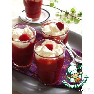 Рецепт Финский ягодный суп