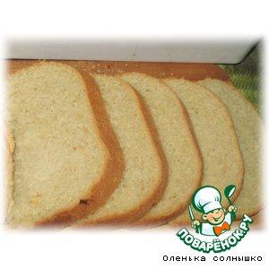 Рецепт Горчично-медовый хлеб