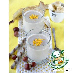 Рецепт Банановый суп-пюре