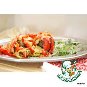 Рецепт Картофельное рагу