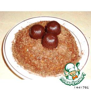 """Рецепт Десерт """"Шоколадное ризотто"""""""