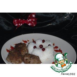 Рецепт Тефтели с сыром