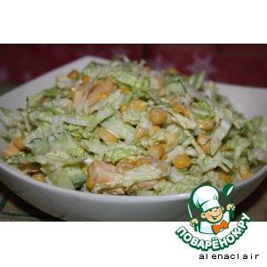 Весенний салат рецепт с фотографиями готовим