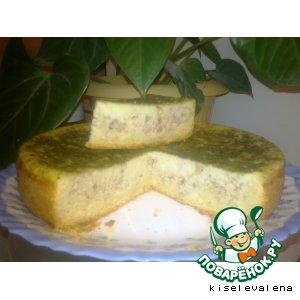 Рыбный пирог домашний рецепт с фотографиями