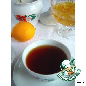 Рецепт: Чай горячий