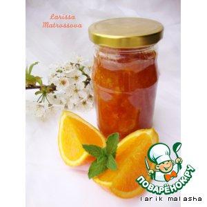 Варенье из цитрусовых с имбирем