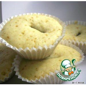 Кексы в мультиварке рецепт с фотографиями пошагово как приготовить