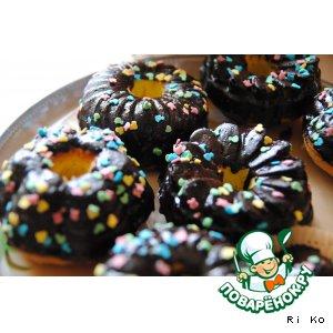 Рецепт Бисквитные кексы