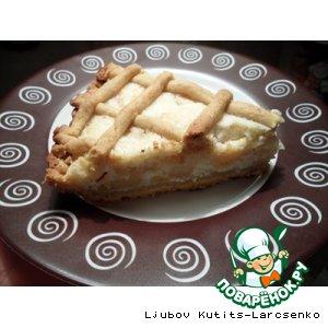 """Рецепт """"Будайский"""" творожный пирог"""