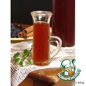 Рецепт Изюмная водка