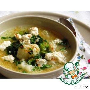 Рецепт Быстрый суп с кус-кусом
