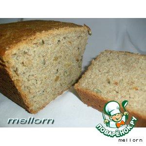 Ржано-пшеничный хлеб с семечками простой пошаговый рецепт с фото как приготовить