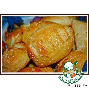 Рецепт Картофельные булочки с розмарином