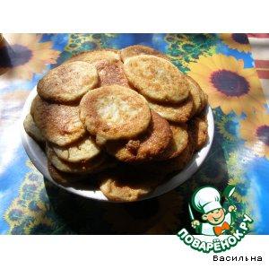 Рецепт Икорные оладушки