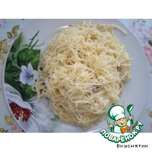 "Рецепт Спагетти  а-ля ""Карбонара"""