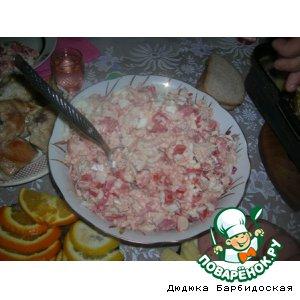 """Рецепт Салат """"Генерал"""""""