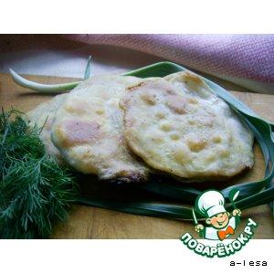 Рецепт Паратха с цветной капустой