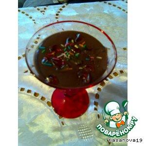 Готовим Шоколадный пудинг простой пошаговый рецепт приготовления с фотографиями