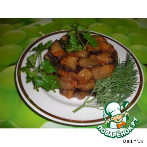 Рецепт Баклажаны в соевом соусе