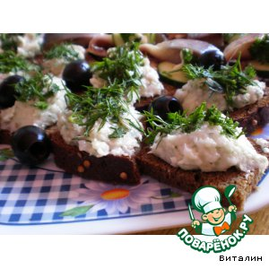 Рецепт Бутерброды на пикник