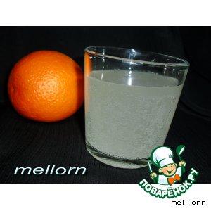 Рецепт Квас апельсиновый