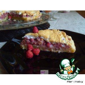 Рецепт Венский фруктовый пирог