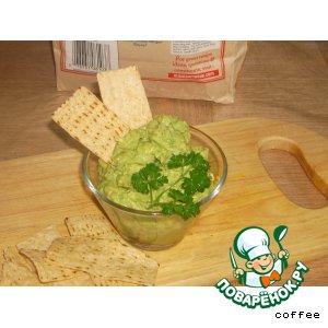 Рецепт Авокадо-dip