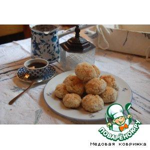 Рецепт Бананово-кокосовые шарики