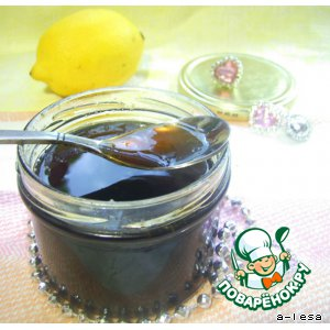 """Рецепт Джем """"lemon coffee"""""""