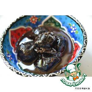 Рецепт Варенье из зеленых грецких орехов с кожурой