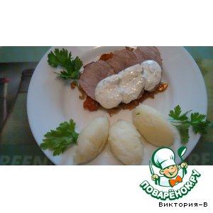 Рецепт Говядина маринованная по-берлински