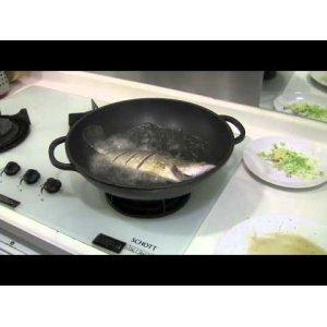 Рецепт Рыба по-сычуаньски в остром соусе