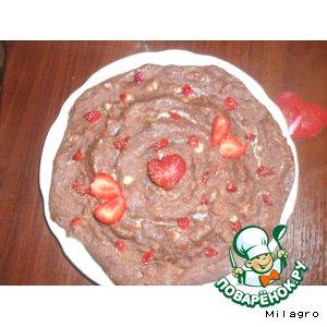"""Рецепт Шоколадный торт """"Сладкая жизнь"""""""