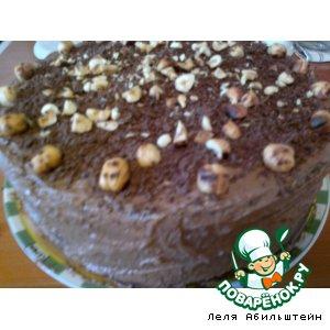 Рецепт Шоколадный торт с вишней