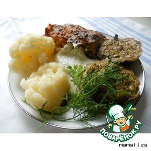 Рецепт Мусс из лосося от Ниро Вульфа