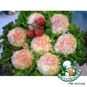 Салат из ананаса и сыра - womanadvice.ru