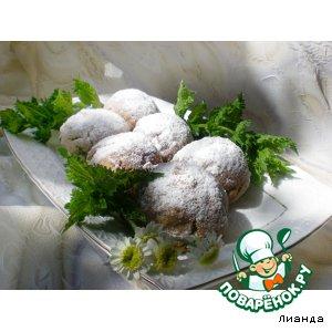 Рецепт Овсяно-гречневое печенье с вишней